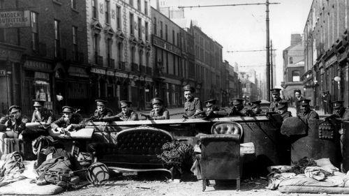 1916, l'insurrection de Pâques