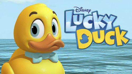 Lucky: un canard à la mer