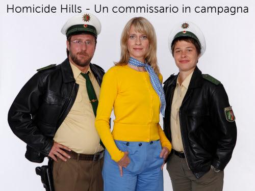 Homicide Hills- Un commissario in campagna