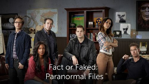 Paranormal files : Info ou intox