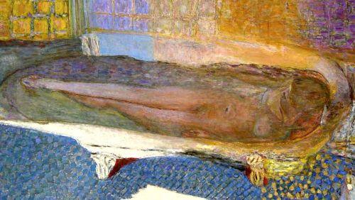 Pierre Bonnard, les couleurs de l'intime