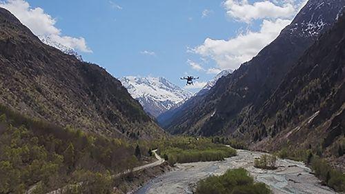 Les drones : sentinelles de l'environnement