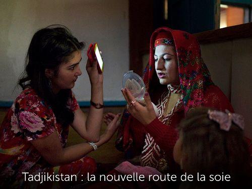 Tadjikistan : la nouvelle route de la soie