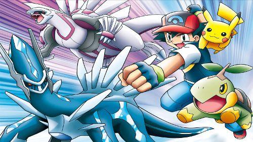 Pokemon Giratina en de Krijger van de Lucht