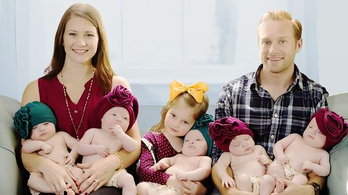 Outdaughtered: Busby Quints