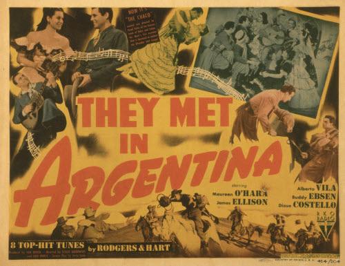 Idylle en Argentine