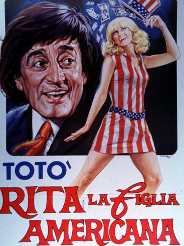 Rita, la figlia americana