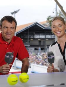 Tennis: Game, Set & Mats