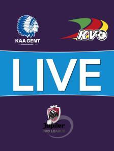 LIVE: La Gantoise - KV Ostende