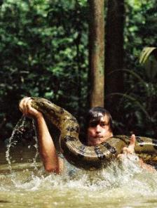 In Search of the Giant Anaconda