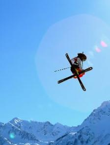Freestyle skien: FIS World Cup in Idre