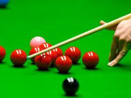Snooker: Championnat du Monde à Sheffield, Royaume-Uni