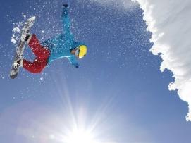 SNOWBOARDEN: FIS World Cup in Snowmass (VS)