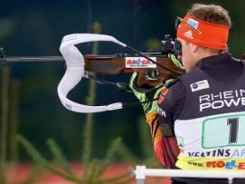 Biathlon: Coupe du Monde à Hochfilzen, Autriche