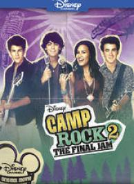 Camp Rock 2 Le Face A Face