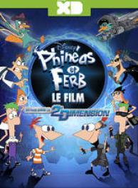 Phinéas et Ferb, Voyage dans la 2e dimension