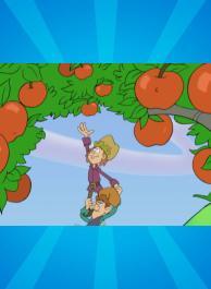 Blanche-Neige et le Voleur de Pommes