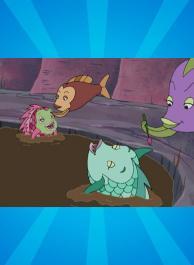 La légende de l'abominable triton des mers