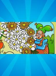 Bloemen voor Kwebbel