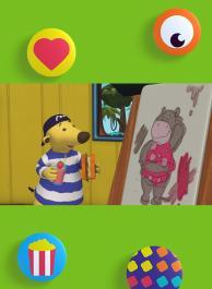 Zigby en het schilderij