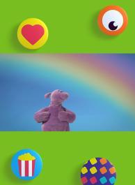Overal regenbogen