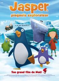 Jasper le pingouin explorateur