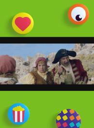Piet Piraat en het zeemonster