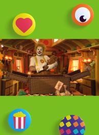 Welkom in het circus