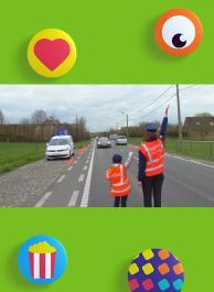 Rolstoeldansen - Politie - Autorijden