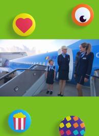Clubhuis - Ridder - Stewardess