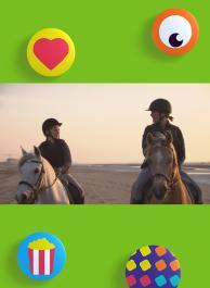 Kapper - Stuntman - Paardrijden