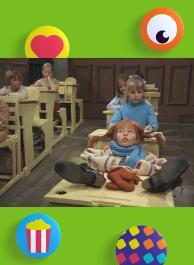 Pippi op school