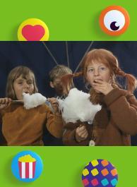 Pippi gaat naar de kermis