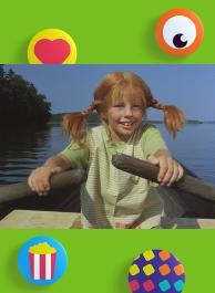 Pippi leidt schipbreuk