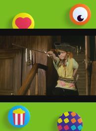 Pippi wordt zeerover