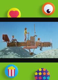 Pippi vliegt naar Taka-Tuka land