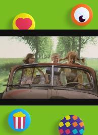 Pippi en de vliegende auto