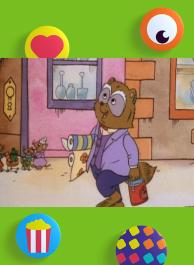 De anders-dag van meneer wasbeer