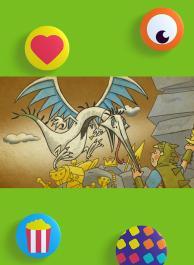 Zarka, le dragon chapardeur
