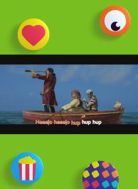 De dappere piratenclub