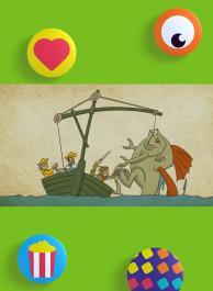 Orinoco, le dragon-piranha