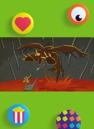 Volcan, le dragon de la fin du monde