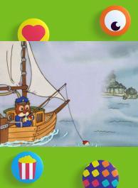 Kapitein Willie en de piraten