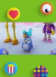 Pingouin Peggy