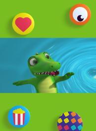 Tranquille le crocodile
