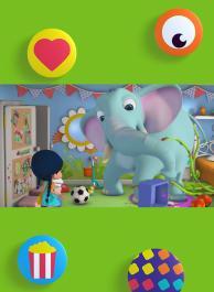 Onhandige olifant