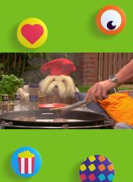 De barbecuewedstrijd