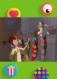 Pippi's kerstfeest