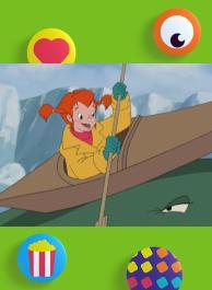 Pippi redt de walvissen nog een keer