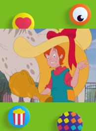 Pippi gaat naar school, of toch niet?